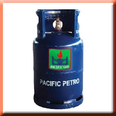 Gas Pacific Màu Xanh VT 12kg
