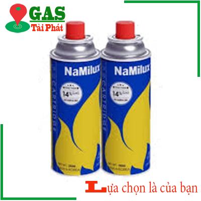 Gas Mini Namilux Màu Xanh