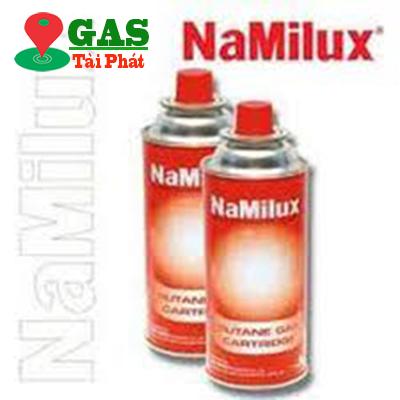 Gas Mini Namilux Màu Đỏ